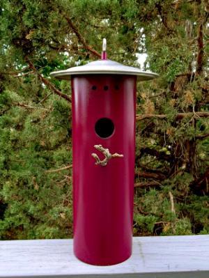 Small Bird House 14BH