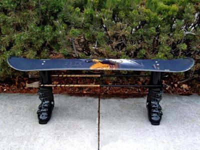 Bench 12B