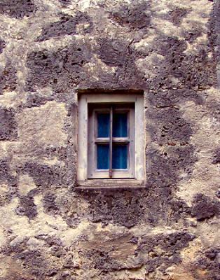 Cerulean Window