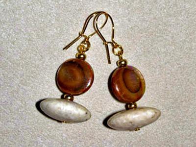JMO-J-032--Earrings