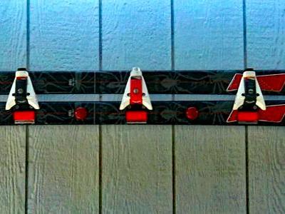 Wall Coat Rack 13CW